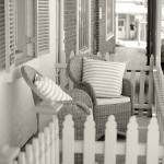Windsor cottage - Verandah